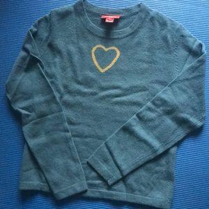 Sundance Heart sweater